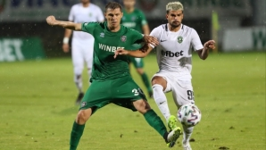 Ботев (Враца) 0:0 Лудогорец, новият от Шалке с дебют