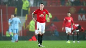 Ман Юнайтед отлага операция на играч, за да го продаде