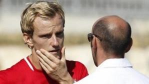 Мончи не вярва, че Ракитич ще се върне в Севиля