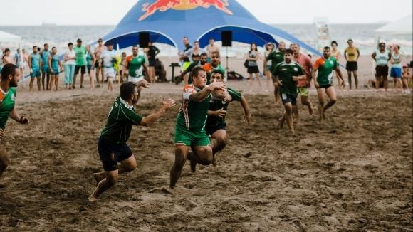 Бургас приема третото издание на турнир по плажно ръгби