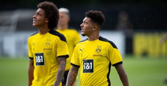 """Sky Sports: Случаят """"Санчо"""" не е приключен, Юнайтед продължава да работи по трансфера"""