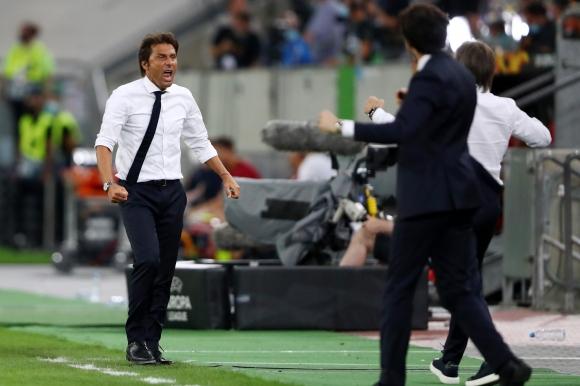 Антонио Конте иска купата в Лига Европа