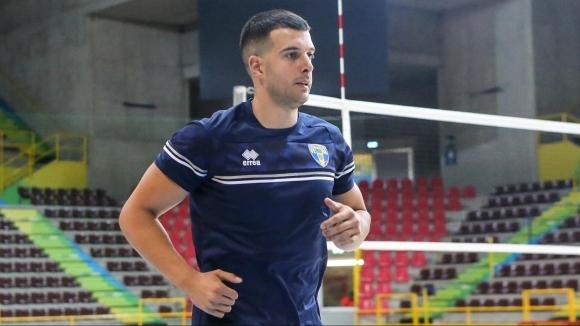 Новият българин във Верона: Радо Стойчев знае как да...