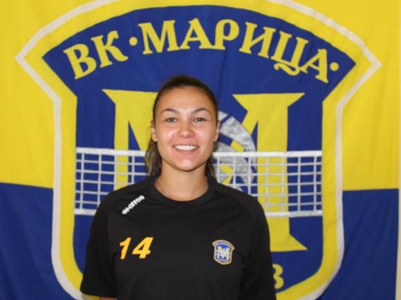 Петя Баракова: Надявам се да направим успешен сезон...