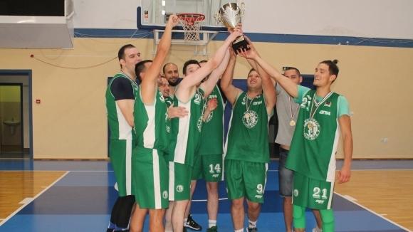 Форест Бойс Ботевград триумфира със златото в Трета дивизия на НАЛБ