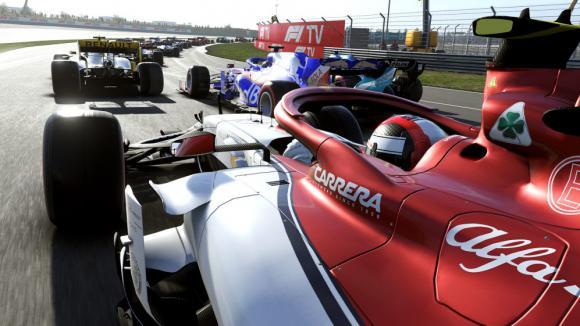 Стартира шампионатът на Формула 1 в електронните...