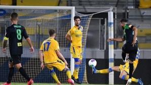 Брилянтен гол доближи Порденоне до финалния плейоф (видео)