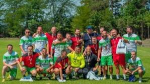 """ВИКингите триумфираха във втория квалификационен турнир от """"Проект 2020"""" в Искър"""