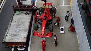 Ралф Шумахер: Леклер получава по-бързия болид, Фетел не заслужава подобно отношение от Ферари