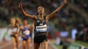 Сифан Хасан атакува световен рекорд в Брюксел