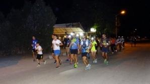 Нощно бягане по случай Денят на Варна