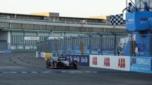 Оливър Роулънд с първа победа във Формула Е