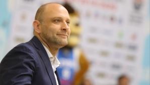 Тити Папазов разкри защо Левски Лукойл няма да участва във ФИБА Къп