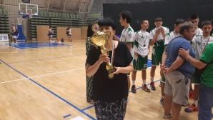 Виктория Маринова: Чувството да си шампион е неописуемо