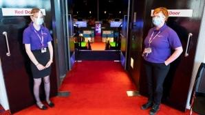 Добра новина - ще има фенове на финала на Световното по снукър