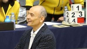 Черноморец се раздели с треньора Йордан Колев