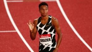 Постижения №1 в света за сезона на 800 м при мъжете и на 5000 в при жените в Монако