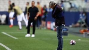Сетиен призна за проблеми в клуба, но не подаде оставка