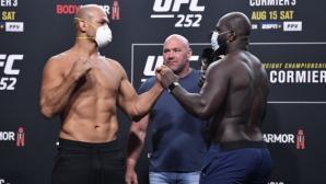 Превю преди UFC 252: Дос Сантос срещу Розенструик
