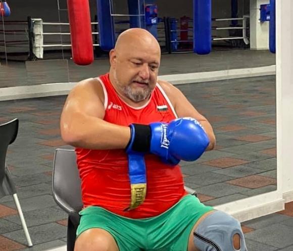 Спортният министър Красен Кралев: Преди година практически ми срязаха крака на две