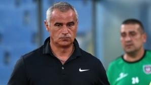 Сашо Ангелов вариант за нов треньор на Спортист (Своге)?
