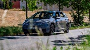 Електрическият Volkswagen ID.3 постигна рекорден пробег