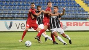 Локомотив (Пд) взе своето в Подгорица и чака следващия си съперник в ЛЕ (снимки+видео)