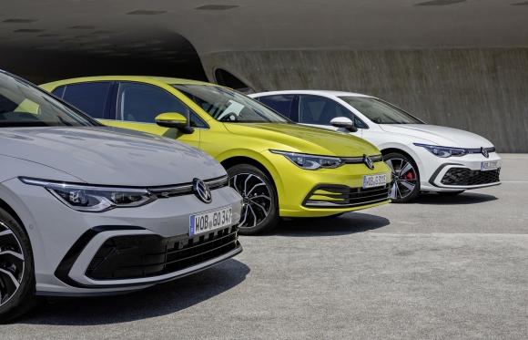 Volkswagen представя на пазара 5 електрифицирани версии на Golf1