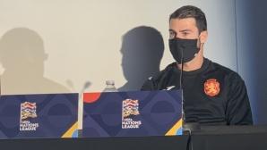 Галин Иванов: Това са най-добрите ми години във футбола (видео)