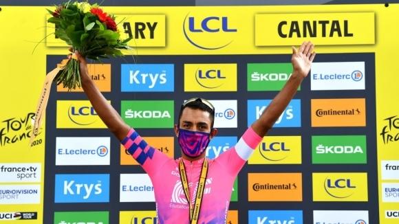 """Даниел Мартинес спечели 13-ия етап от """"Тур дьо Франс"""""""