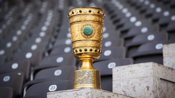 Отложиха мач от Купата на Германия
