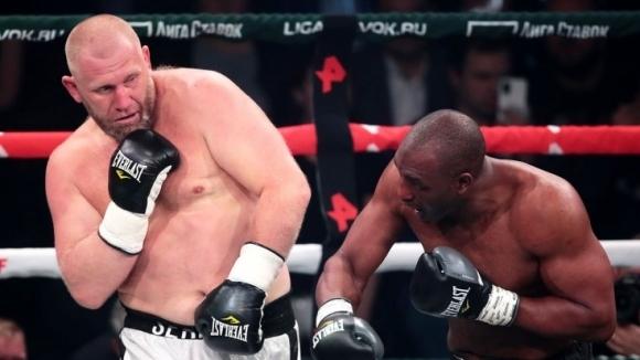 Харитонов победи Дани Уилямс при дебюта си в професионалния бокс