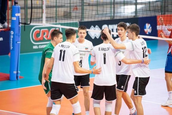 България U18 без шансове срещу Чехия, ще играе за бронза на Европейското (видео + снимки)