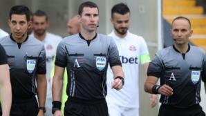 """Кабаков ще свири в Шампионската лига на """"палача"""" на Лудогорец"""