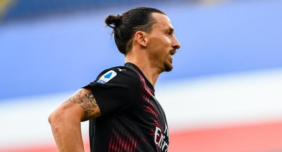 Ибра успокои привържениците на Милан преди старта на сезона