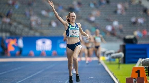 Мюър с резултат №1 в света за годината на 1500 м