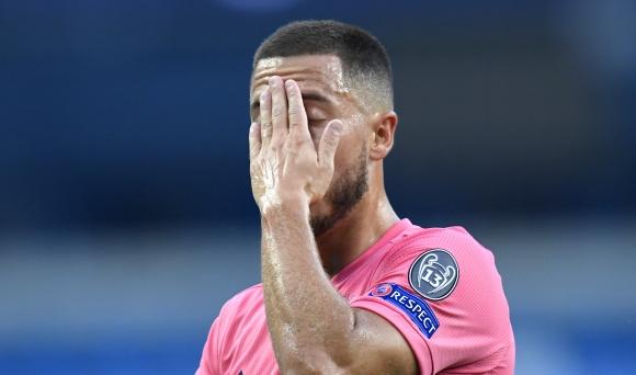 Без Еден Азар в откриващия двубой на Реал Мадрид