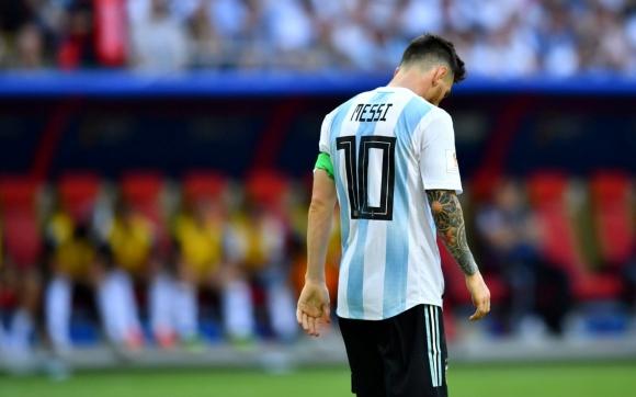Проблемите на Меси ще рефлектират и върху националния тим, опасяват се в Аржентина