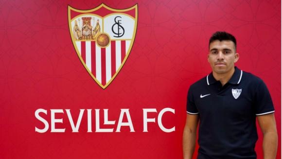 Севиля взе аржентински национал