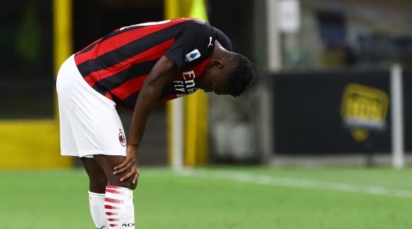 Нападател на Милан е с COVID-19