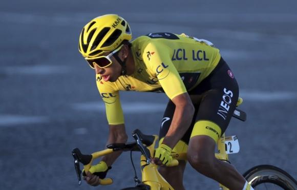 """Миналогодишният шампион Еган Бернал се оттегли """"Тур дьо Франс"""""""
