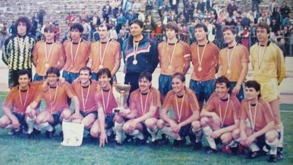 Сливен ще чества 30 години от спечелената купа на България след успех над ЦСКА