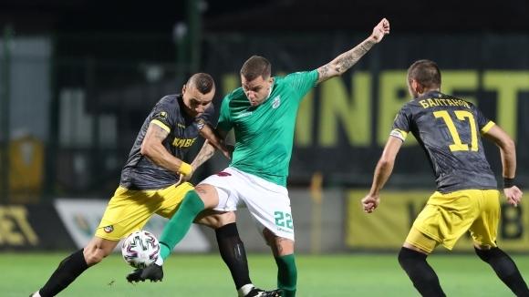 Октавио: Искам да играя с Берое в Лига Европа