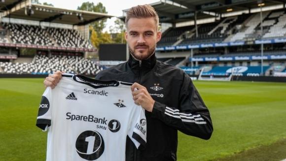 Официално: Розенборг подписа договор с Холмар...