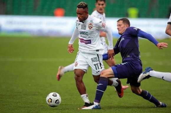 Възходът на ЦСКА (М) продължи и срещу Уфа (видео)