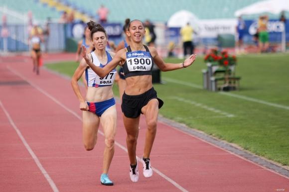 Щафетата на 4 по 400 метра донесе 11-о отличие за...