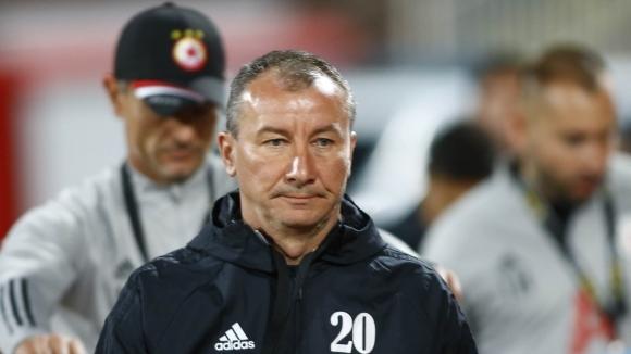 Стамен Белчев: Доволен съм от играта, но загубихме...