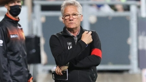 Гент уволни треньора си след само 25 дни на поста