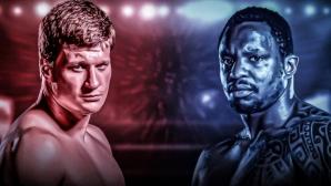 Реваншът между Поветкин и Уайт ще е през ноември