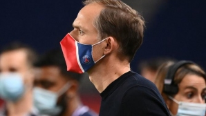 Играчите на ПСЖ били бесни на Тухел